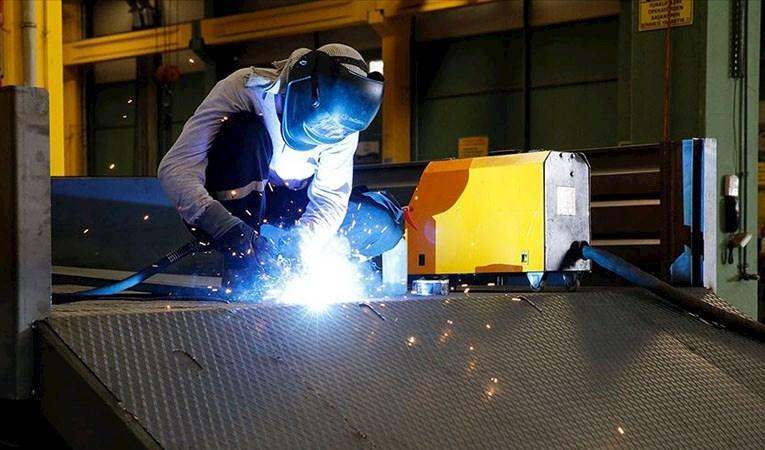 Mayıs ayı sanayi üretim verisi açıklandı