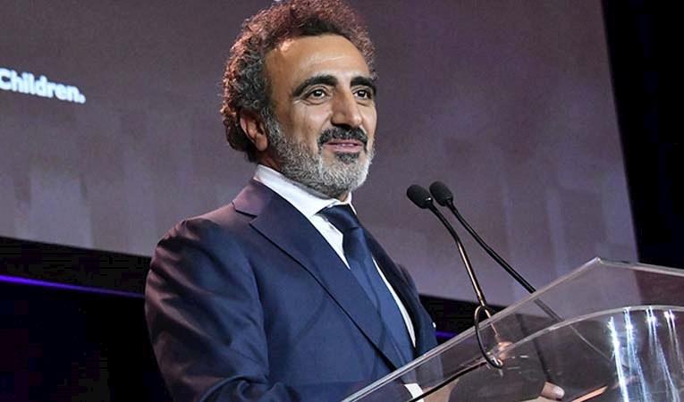 Ulukaya'ya 'Yardımseverlik Ödülü'