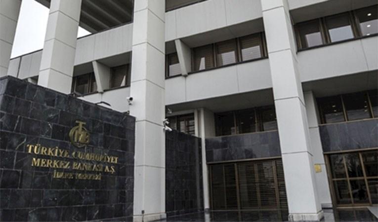 Merkez Bankası resmi rezervi 86,7 milyar dolara düştü