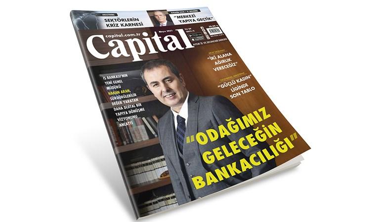 Capital Mayıs sayısında neler var?