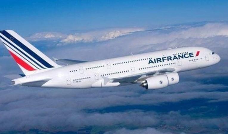 Air France, 2021'in ilk çeyreğinde 1,5 milyar avro zarar açıkladı