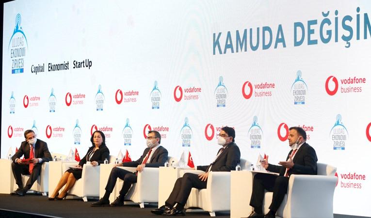 'Kamuda Değişim Ajandası' #UEZ2021'de masaya yatırıldı