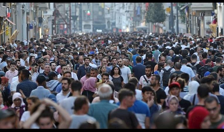 Türkiye'nin nüfus haritası: Nüfusun en az olduğu iller