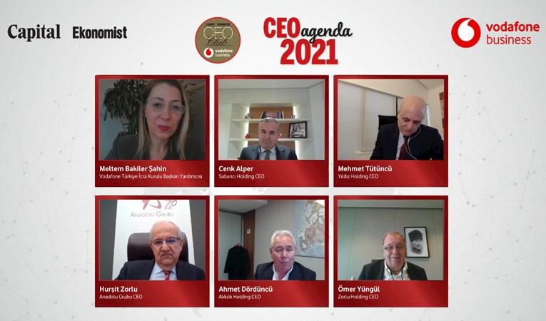 CEO Agenda 2021