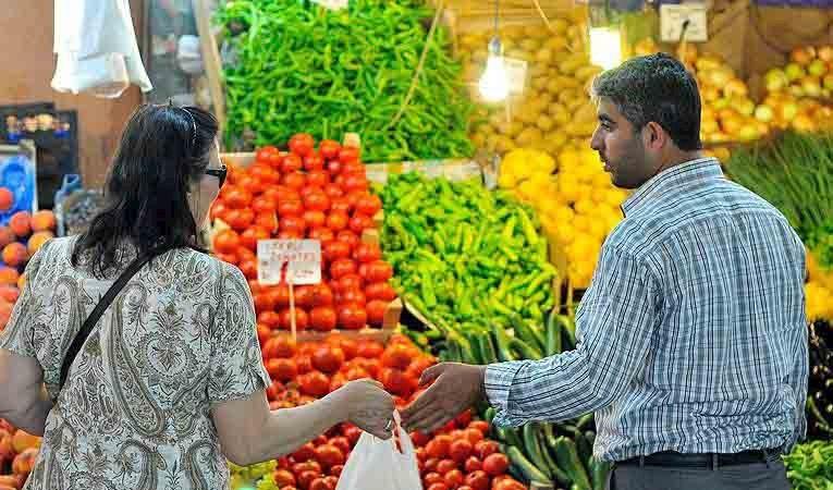 Enflasyon 2020'yi yüzde 14,6 ile kapattı