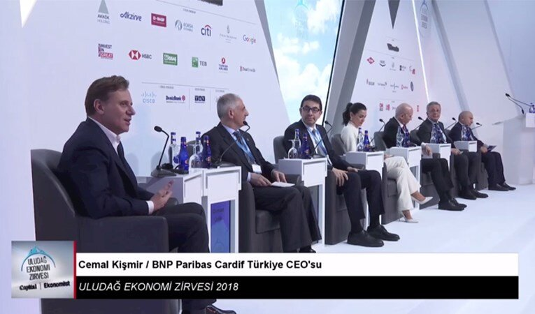 Türkiye'nin Geleceği UEZ2018