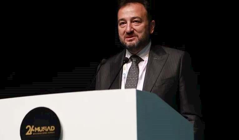 MÜSİAD'ın yeni başkanı Mahmut Asmalı