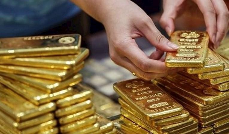 Türkiye'nin altın rezervi yükseldi