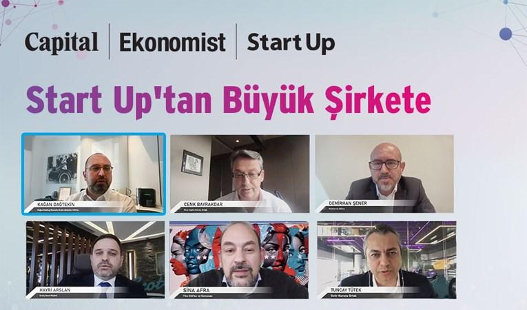 """#UEZ2021 Startup'tan Büyük Şirketlere: """"Getir'in gücü hızından ve sabrından geliyor"""""""
