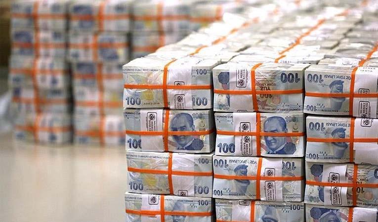 Bütçe martta 20 milyar lira açık verdi