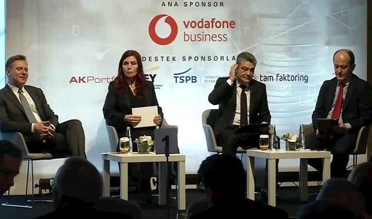 Banka Dışı Finans Zirvesi- Başkanlar Konuşuyor Paneli