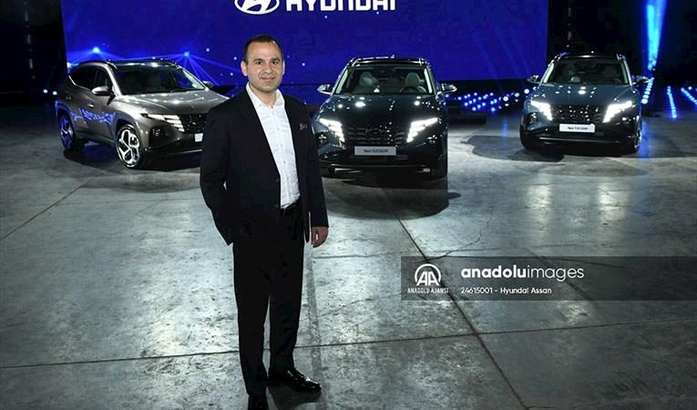 Hyundai Assan Genel Müdürü Berkel, otomotiv pazarını değerlendirdi