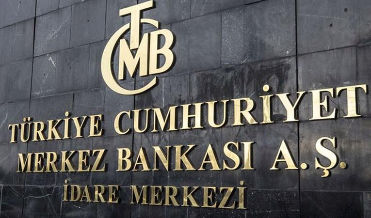 Merkez Bankası rezervleri 87 milyar 851 milyon dolara düştü