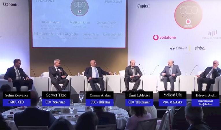 CEO Club Bankacılar Zirvesi 2017