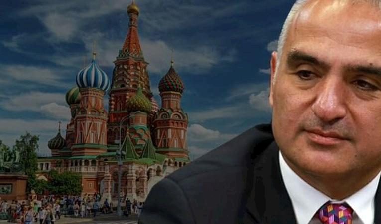 Türkiye'den 10 kişilik heyet Rusya'ya neden gitti?