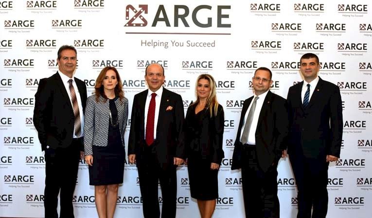 ARGE'den uluslararası iş birliği