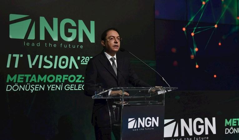 'Dijital Geleceğe Yön Verenler' NGN IT Vision 2021'de buluştu
