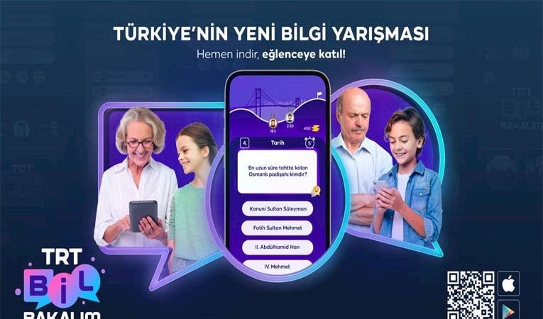 TRT'den yeni nesil bilgi yarışması