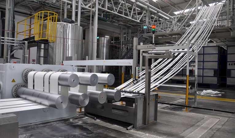 Sasa Polyester'in 11,3 milyar TL'lik yatırımına devlet desteği