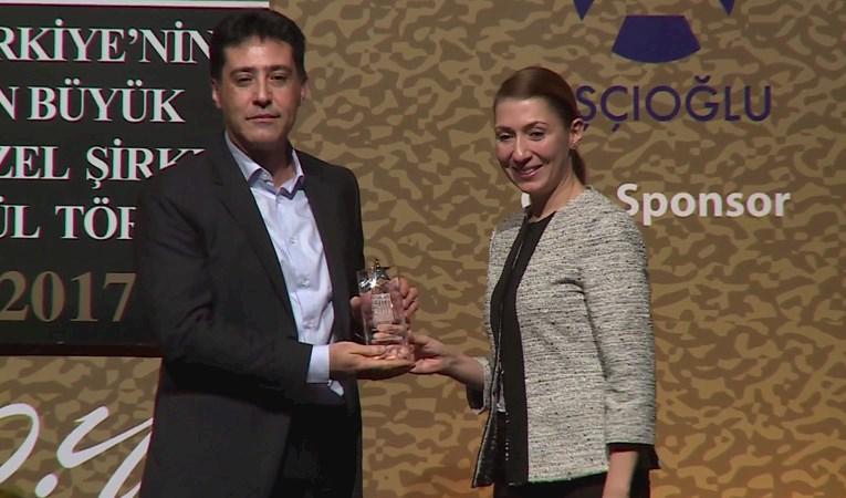 Capital 500 Ödül Töreni 2017