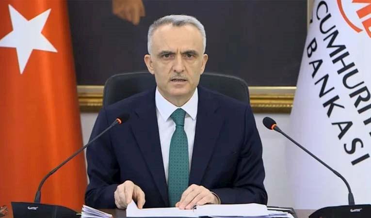 Naci Ağbal, Merkez Bankası başkanlığı görevinden alındı