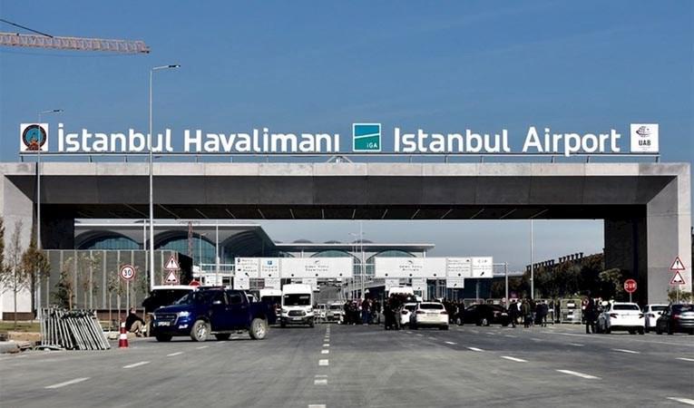 İSTANBUL HAVALİMANI'NDA YENİ DÖNEM