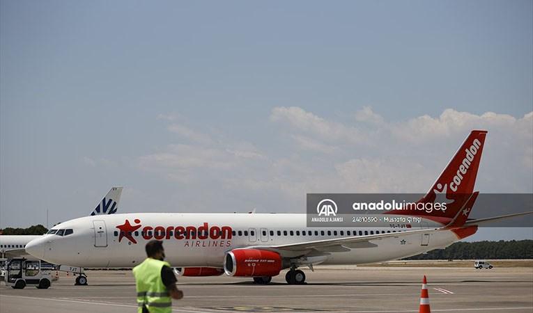 'Turizmin başkenti' Antalya'da hava yolu trafiği hızlandı
