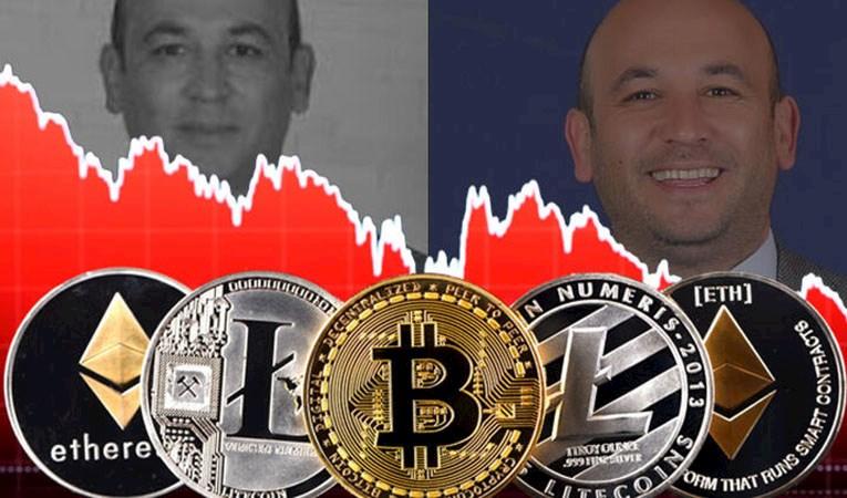 Kripto para işlem platformu Vebitcoin CEO'su gözaltına alındı