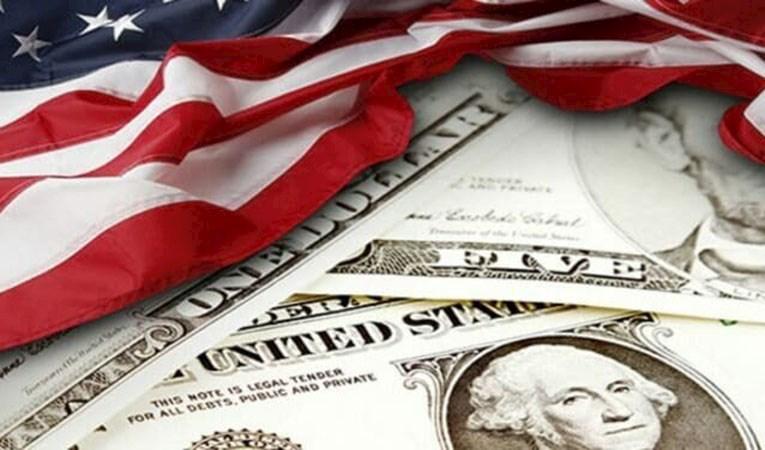 ABD'nin bütçe açığı 2,8 trilyon dolar oldu