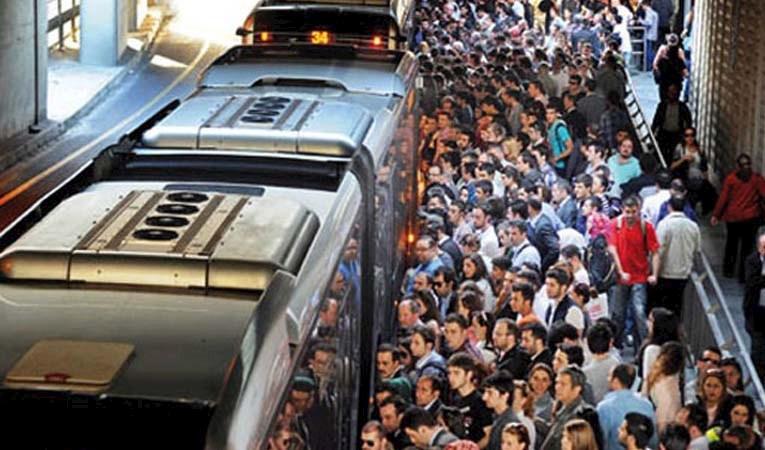 İstanbul'da toplu ulaşım kararı