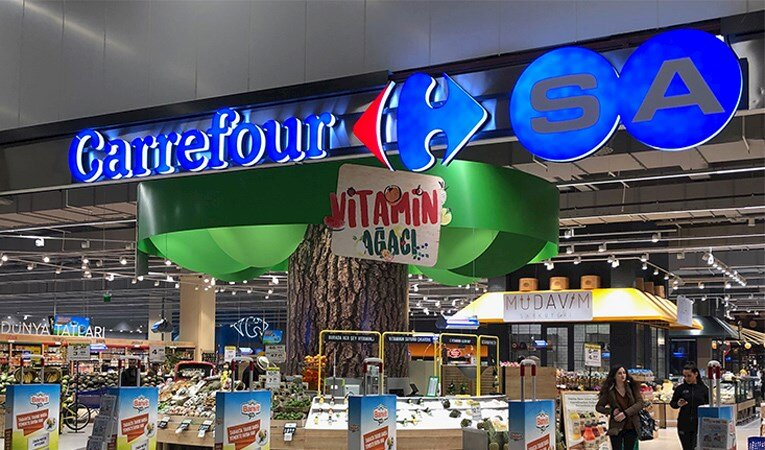 Sabancı Holding'ten CarrefourSA kararı