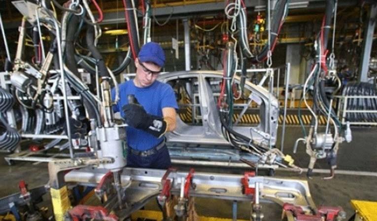 Sanayi üretimi güçlü arttı